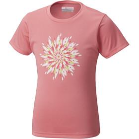 Columbia Trailtastic - T-shirt manches courtes Enfant - rose